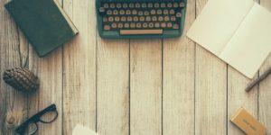 natečaj pisalni stroj
