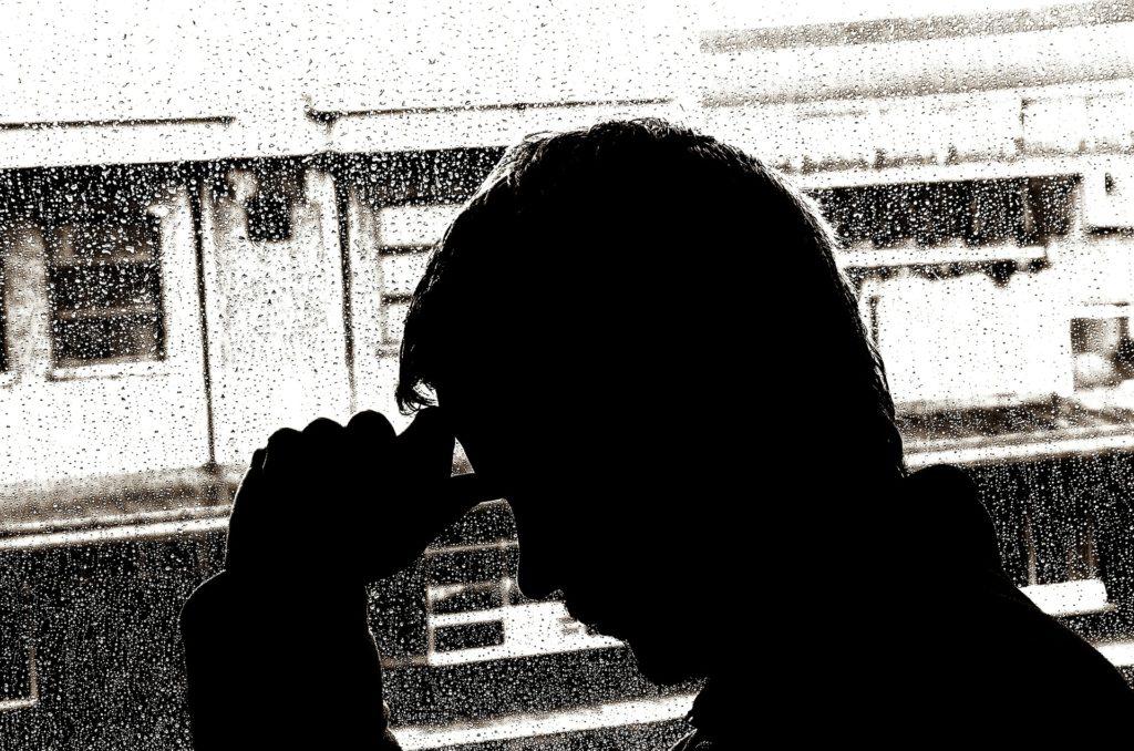 izgorelost depresija zlom