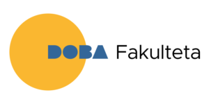DOBA Fakulteta logotip