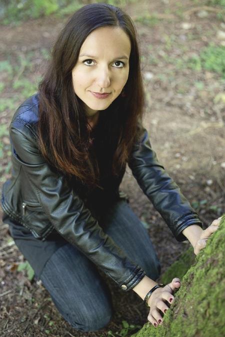 Katarina Čuk certificirana vodnica in mentorica gozdne terapije v Sloveniji, po metodi vodilnega svetovnega združenja za naravno in gozdno terapijo ANFT